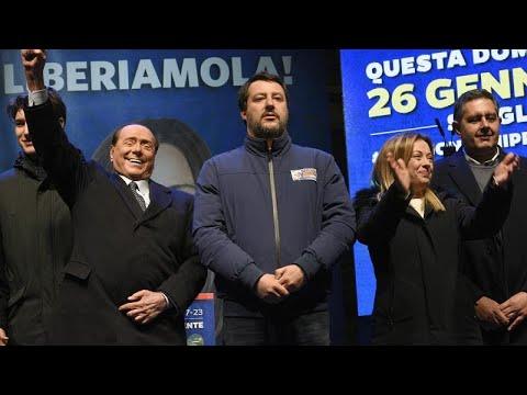 Οι εκλογές στην Εμίλια-Ρομάνια κρίνουν το μέλλον του Σαλβίνι…