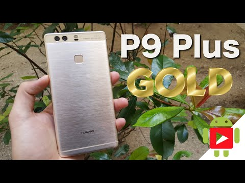 Análisis Exclusivo Huawei P9 Plus GOLD