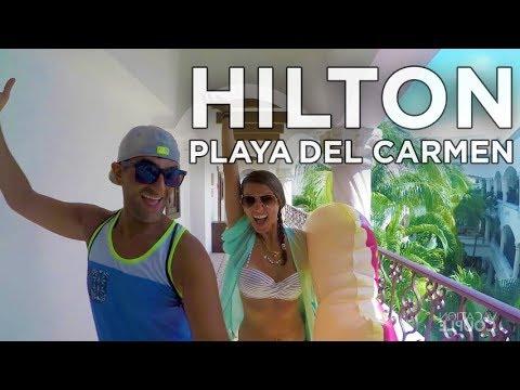 The Royal Playa del Carmen Vacation Travel Tour 2016