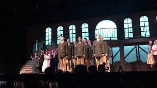 Peron's Latest Flame Langley High School Evita 2018