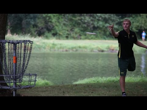 2014 Disc Golf World Championships. 3rd round coverage