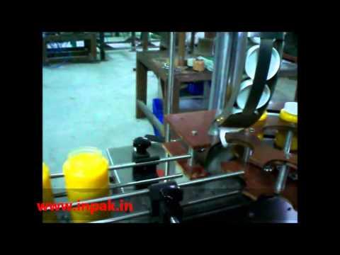 Inpak Oil Packaging Machine