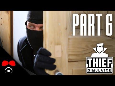 ŤUK ŤUK, MŮŽU DÁL?! | Thief Simulator #6