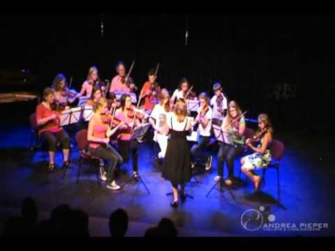Andrea Pieper - uitvoering strijkersensemble - deel 3