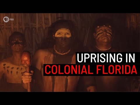 Spanish Florida & the Guale Uprising of 1597: What really happened?