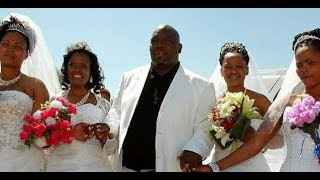 Would you accept to be the third or fourth wife? What are your thoughts about polygamy