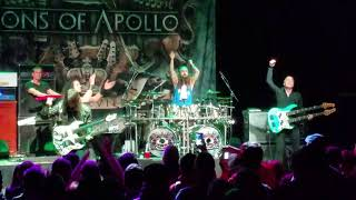 Sons Of Apollo - Just Let Me Breathe (Dream Theater cover)