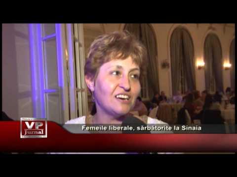Femeile liberale, sărbătorite la Sinaia