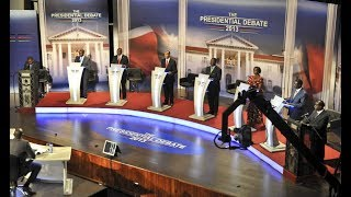BREAKING NEWS: President Uhuru Kenyatta declines to participate in Presidential Debate