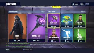 NEW DAILY ITEM SHOP TODAY! | SKIN RESET! | FORTNITE BATTLE ROYALE (19/7/2018)
