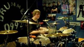 Triumph - Rocky Mountain Way Drummer 0992 [Drum Cover]