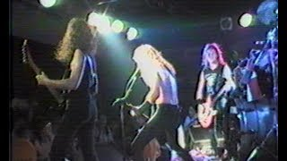 Metallica - Newark, DE, USA [1989.08.07] Full Concert