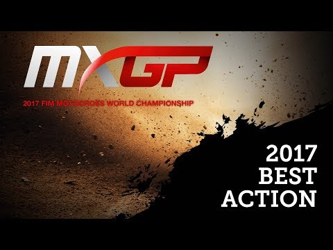 MXGP & MX2 Best Actions 2017 #Motocross