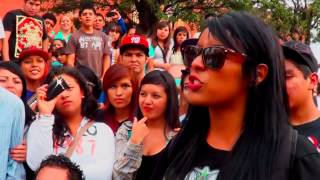 Musa vs Perfecta Epicas Batallas de Rap