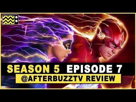 The Flash After Show Season 1 Episode 7 \
