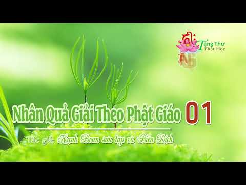 Nhân Quả Giải Theo Phật Giáo -01
