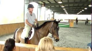George Morris Riding Chandler