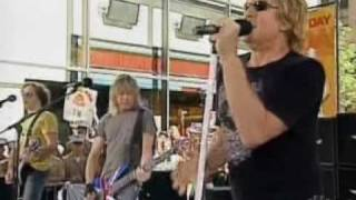 Def Leppard - No Matter What (Today Show)