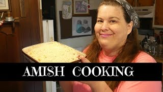 "Amish ""Thank  You "" Casserole"