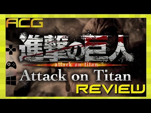 Attack on Titan Review video thumbnail