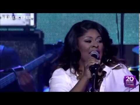 Kim Burrell – Tribute to Yolanda Adams (2014 Essence Festival)