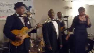 All Night Blues By Hardway Connection @ DCBS New Year's Eve party 2013