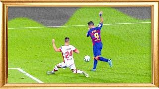 When Football Becomes Art