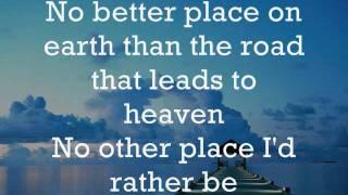 No Better Place by Steven Curtis Chapman (Lyrics)