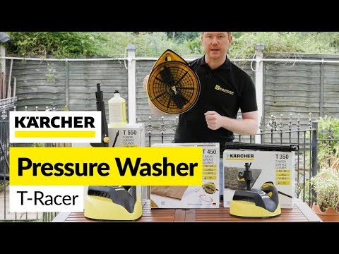Karcher T Racer Patio Cleaners