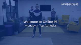 video: Free online PE lessons available via Loughborough College and Telegraph Sport