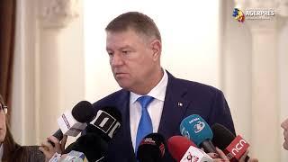 Iohannis: Nu e bine să se menţină cumularea pensiei cu salariul la stat; nu susţin eliminarea pensiei speciale la magistraţi