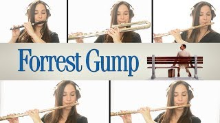 Forrest Gump Theme on Flute + Sheet Music!