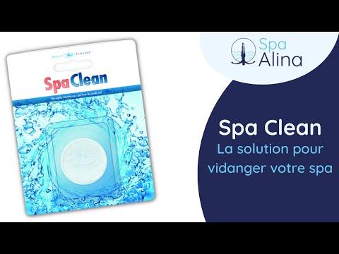 Video Youtube Spa clean - AquaFinesse
