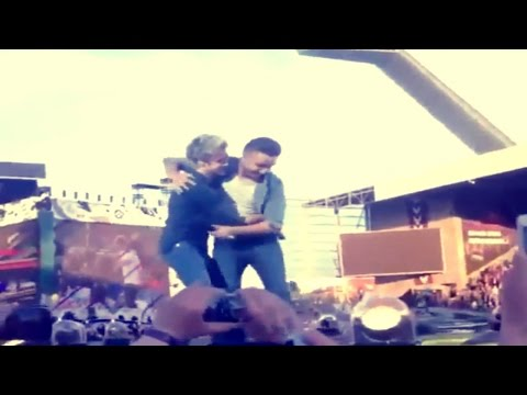 One Direction in Horsens, Denmark Highlights OTRA Tour June 16th 2015 (видео)