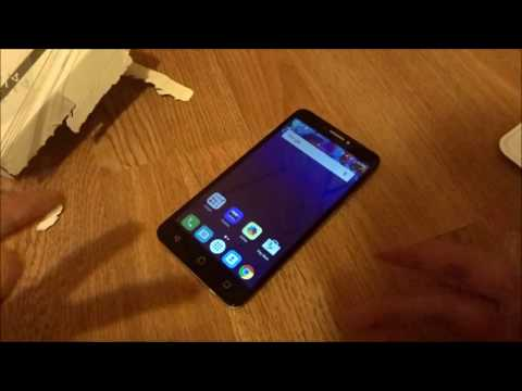 "Alcatel Pixi 4 (6"") LTE Unboxing & Initial Setup (Official Video)"