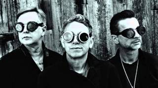 depeche mode 'soft touch/raw nerve' (delta machine)
