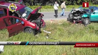 Лобовое столкновение двух легковушек закончилось смертью пассажирки. Зона Х
