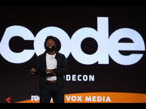 Comedian and author Baratunde Thurston | Code 2019