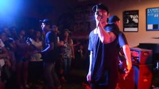 Theme From Conversations With Fire - Chicosci (Live @ B-Side)