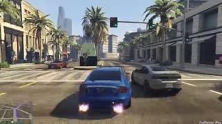 Grand Theft Auto V: Náo loạn khu vui chơi trong GTA 5