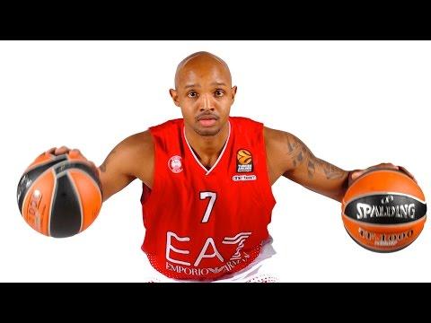 Turkish Airlines EuroLeague Round 1 MVP: Ricky Hickman, EA7 Emporio Armani Milan