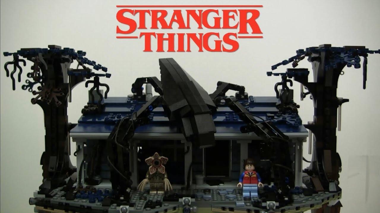 Lego Stranger Things Mind Flayer MOC