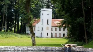 preview picture of video 'Hotel Schloss Burgellern - Schwimmteich'