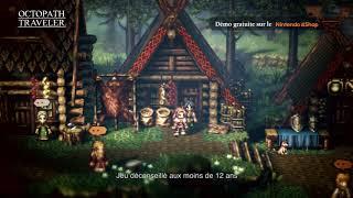 OCTOPATH TRAVELER - Bande-annonce de lancement (Nintendo Switch)