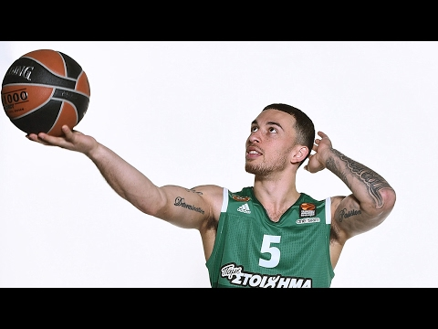 Player Profile: Mike James, Panathinaikos Superfoods Athens