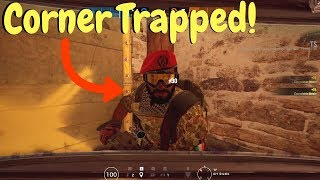I Trapped Maestro in a Corner! - Rainbow Six Siege (TTS Gameplay)
