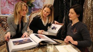 Jill Lincoln & Jordan Johnson _Look Book