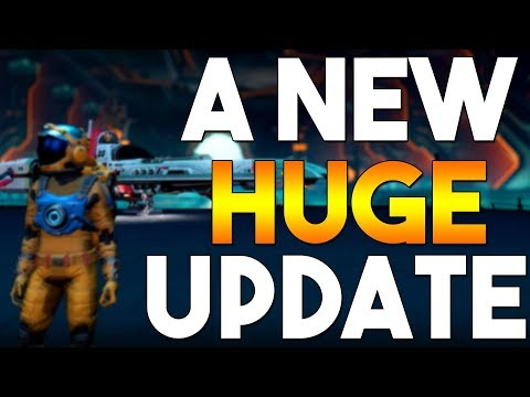"""No Man's Sky's Biggest Update Yet Announced - The """"Beyond"""" Update"""