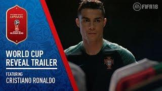 FIFA18|2018FIFAワールドカップ公式トレーラーfeat.CristianoRonaldo