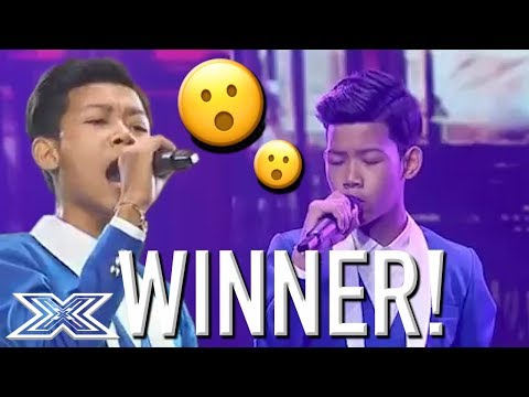 INCREDIBLE Performance By FIRST EVER WINNER Of The X Factor Cambodia | X Factor Global